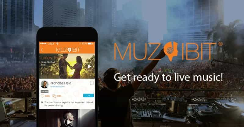 Startup Stories - How we built Muzibit