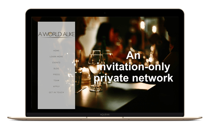 A world alike invitation only private network stopboris Images