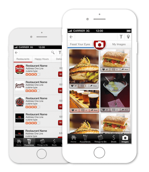 Hot Deals Finder App – LocalView