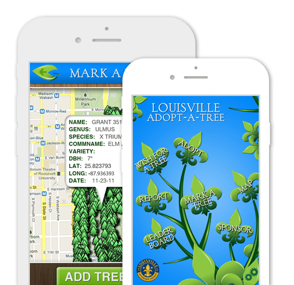 Green City App – City of Louisville