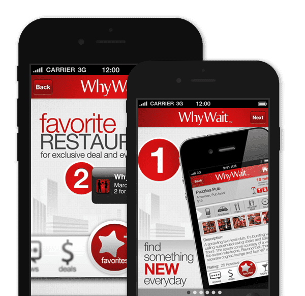 Restaurant Locator and Aggregator App – Why Wait